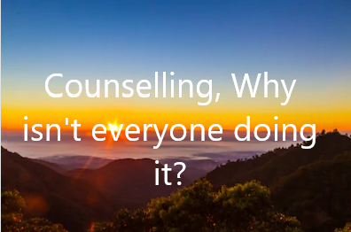 What is counselling about?
